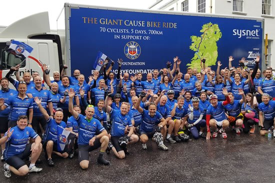 charity events bike rides cycle fundraisers