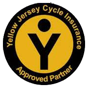 pie is delighted to be an approved partner of Yellow Jersey Cycle Insurance