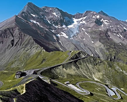 Grossglockner cycle tour operator groups events charity ride corporate