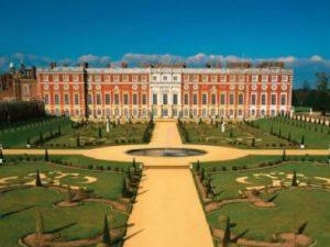 Paris to London Bike Ride - Versailles