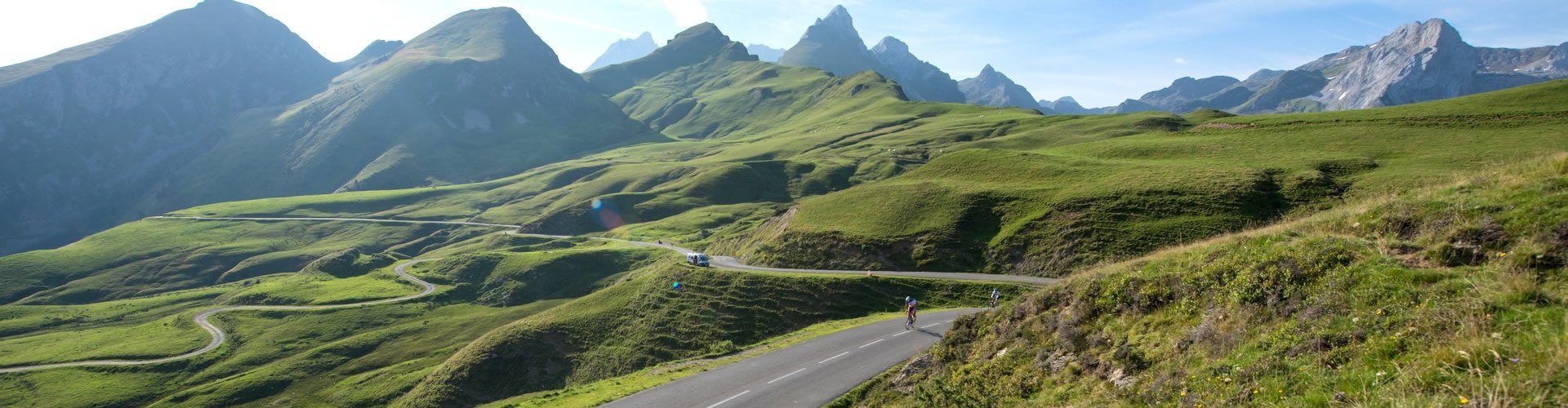 Cross Pyrenees Classic Cycle Climb Fully Supported bike ride